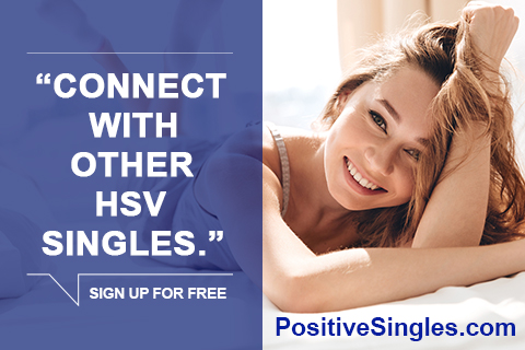 PositiveSingles.com - the best, most trusted and largest anonymous STD dating site!